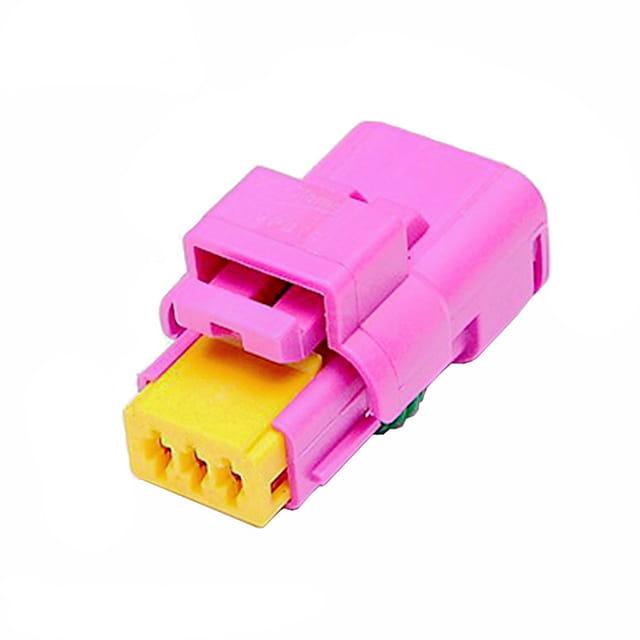 Multilock 070 steckverbinder weiblich 4 polig