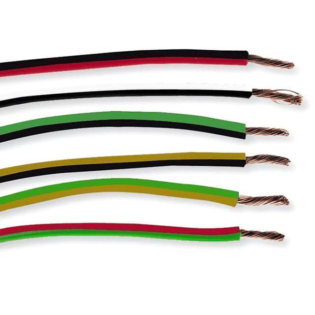 Ungewöhnlich Verdrehtes Elektrisches Kabel Bilder   Elektrische .