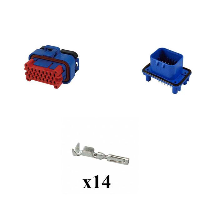 Stromversorgungskabel für Elektrische Pumpe Fiat Croma