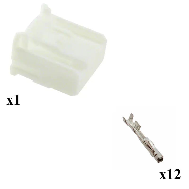 LED Power Supply 60W 12V 5A Metal IP20 ELMARK